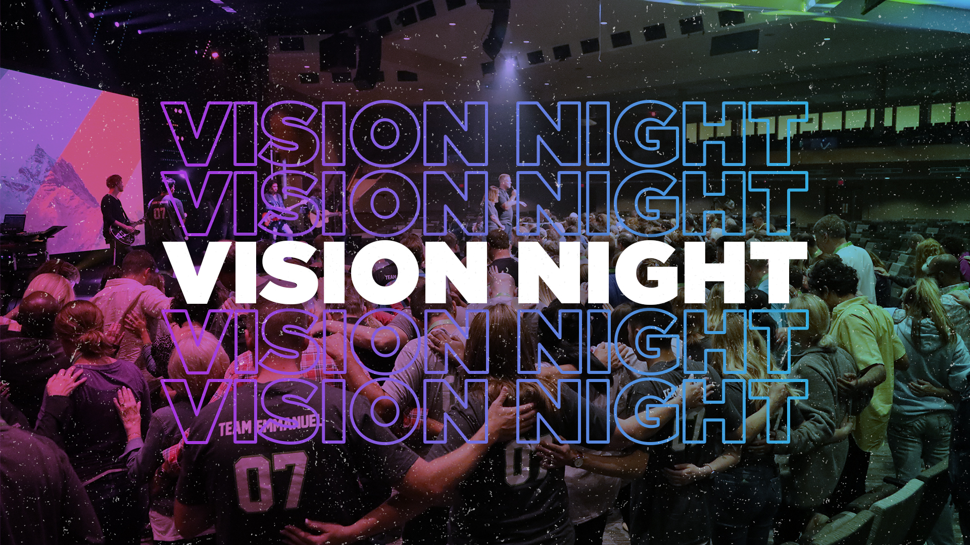 Vision Night (Annual Business Meeting)